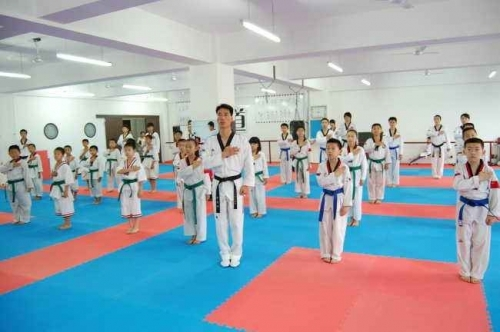 跆拳道是孩子学习自信的基础