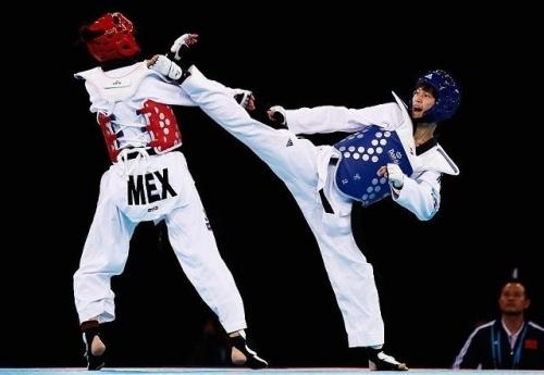 跆拳道与众不同的训练方式